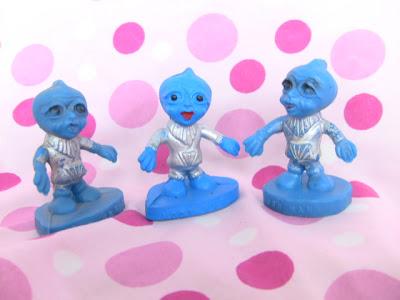 Image result for images of miller space alien toys
